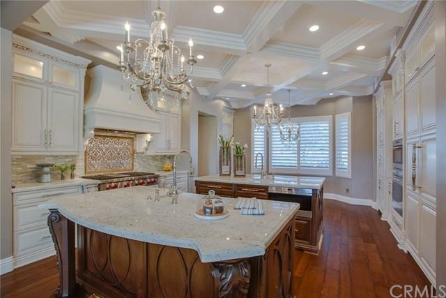 absolutely stunning gourmet kitchen