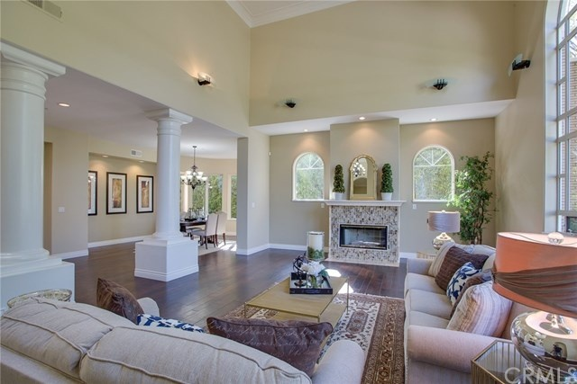 beautiful elegant living room